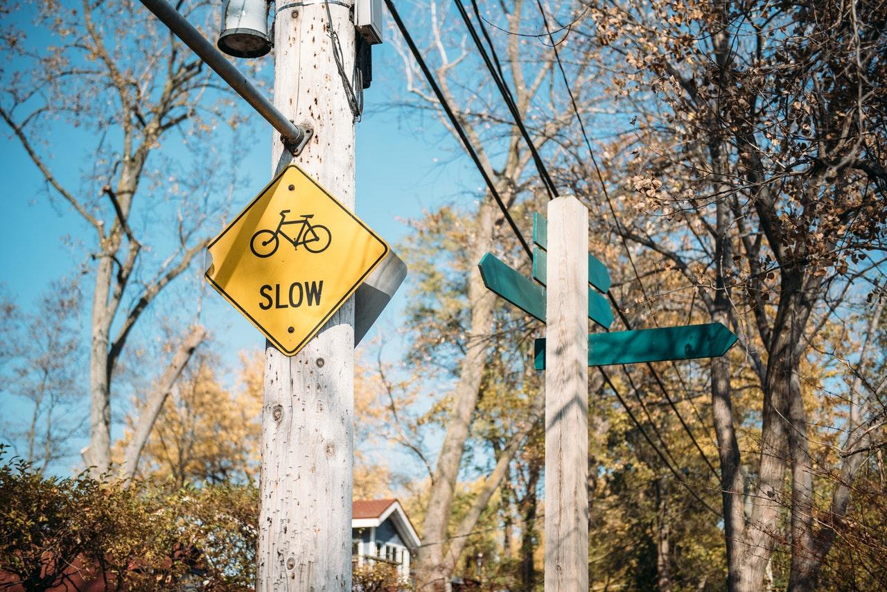 תמרור אופניים