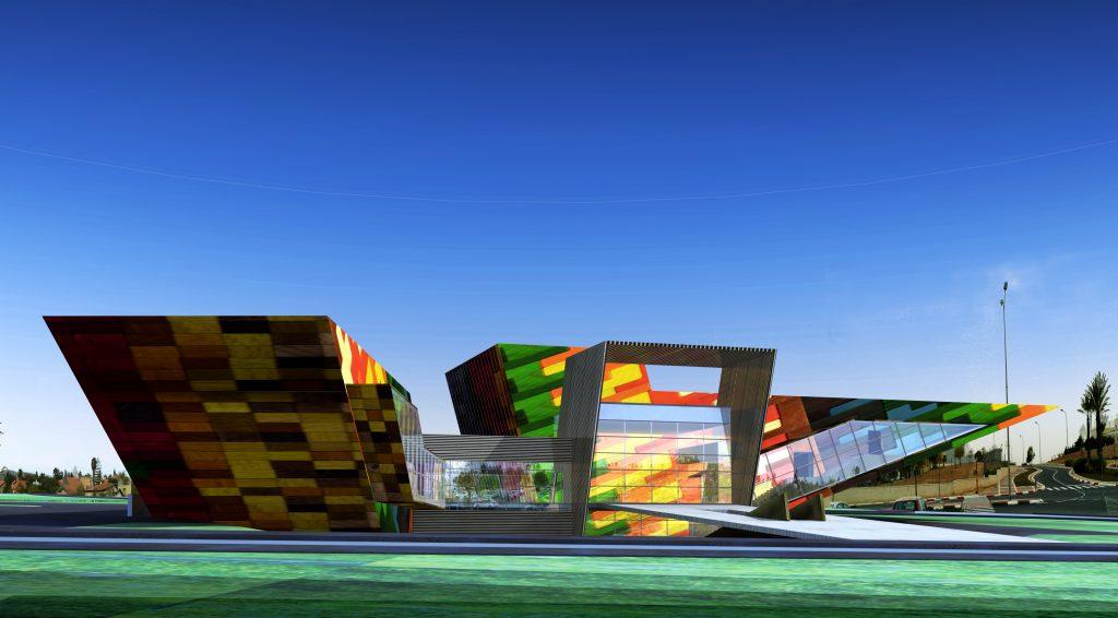 תכנון מבנה בית ספר